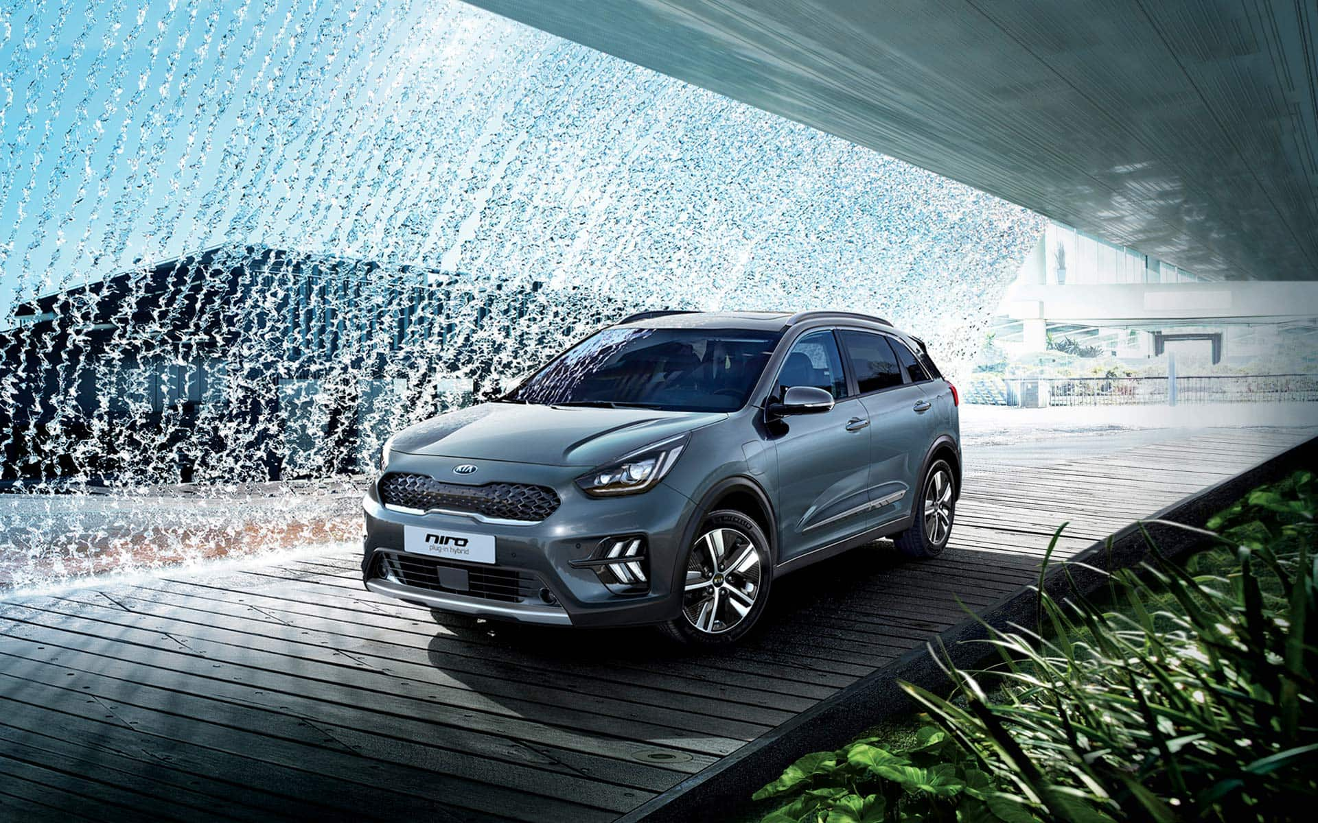 Kia Niro Plug-in Hybrid Design